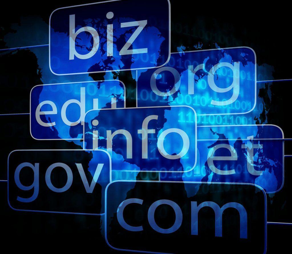 main domains web
