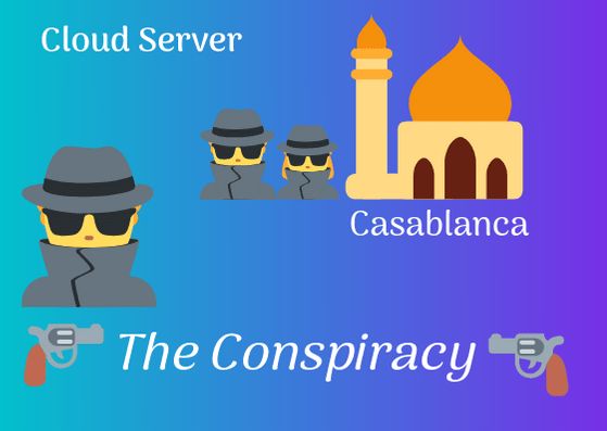 Cloud Server The Conspiracy