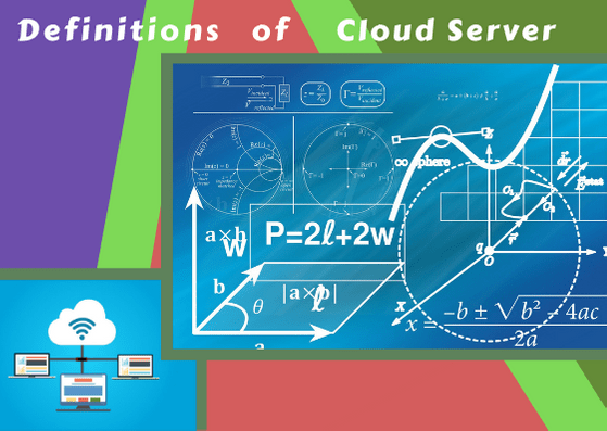 Definitions of Cloud Server