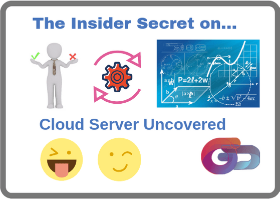 The Insider Secret on Cloud Server Uncovered