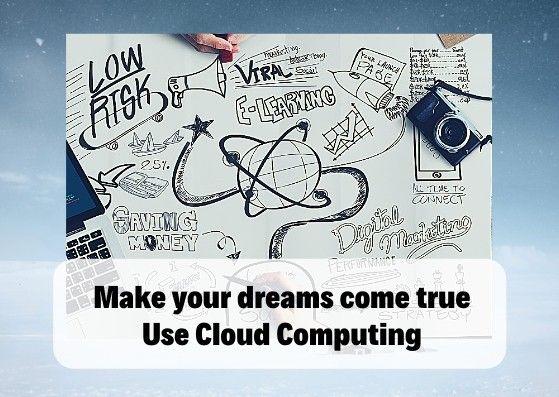 Make your dreams come true - Cloud Server - the Story