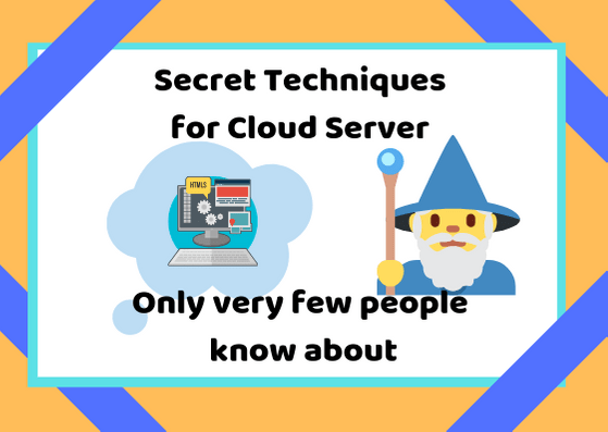 Secrets cloud server for free,  Only Very Few People Know About.