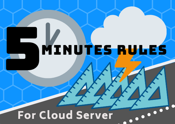 The 5-Minute Rule for Cloud Server
