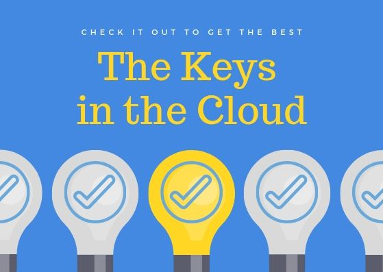 The Keys in the Cloud - Key Pieces of Cloud Server