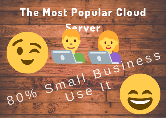 The Most Popular Cloud Server