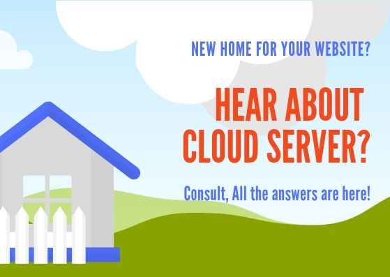 Cloud Server Meaning