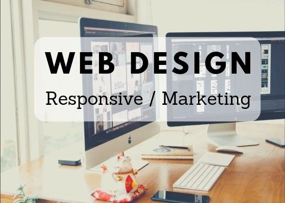 Customizable Web Design (Responsive)