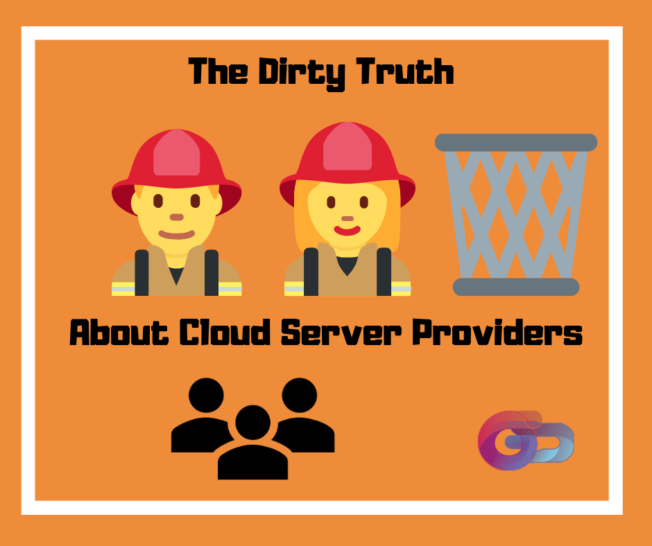 The Dirty Truth About Cloud Server Providers