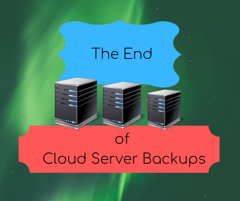 Check differences from cloud server vs cloud storage, see them here.