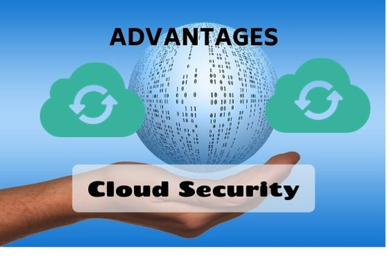 advantages cloud security - The Advantages of Cloud Security