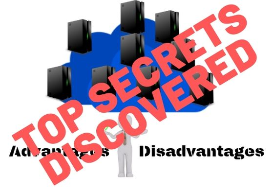 Advantages disadvantages cloud server providers - The Insider Secret on Cloud Server Providers Discovered