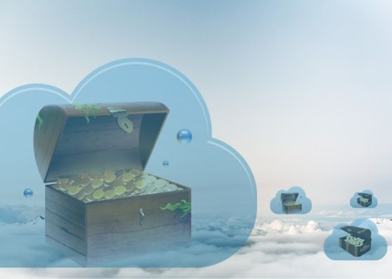 Diseño sin título 2 - The Hidden Treasure of Cloud Server