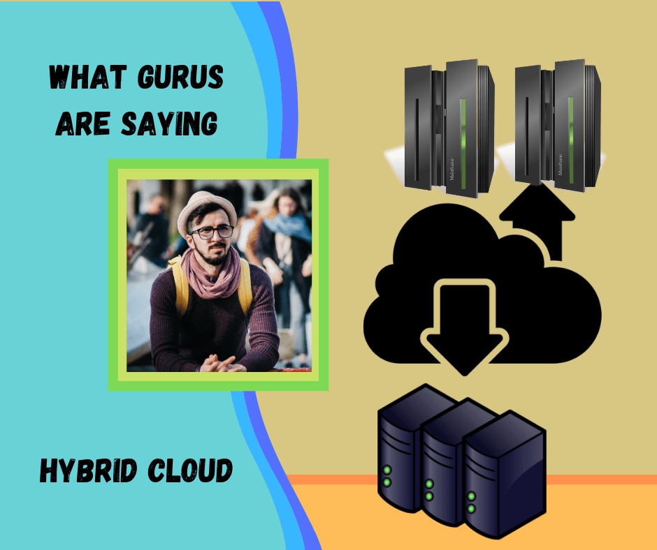 Know What Gurus are Saying About Hybrid Cloud