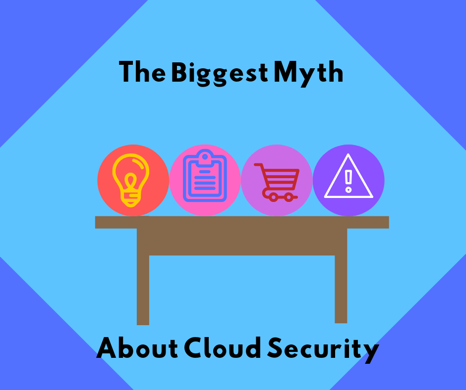 The Biggest Myth About Cloud Security