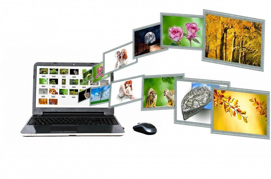 imagenes videos internet