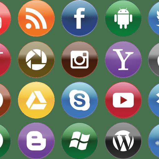 social media networks three