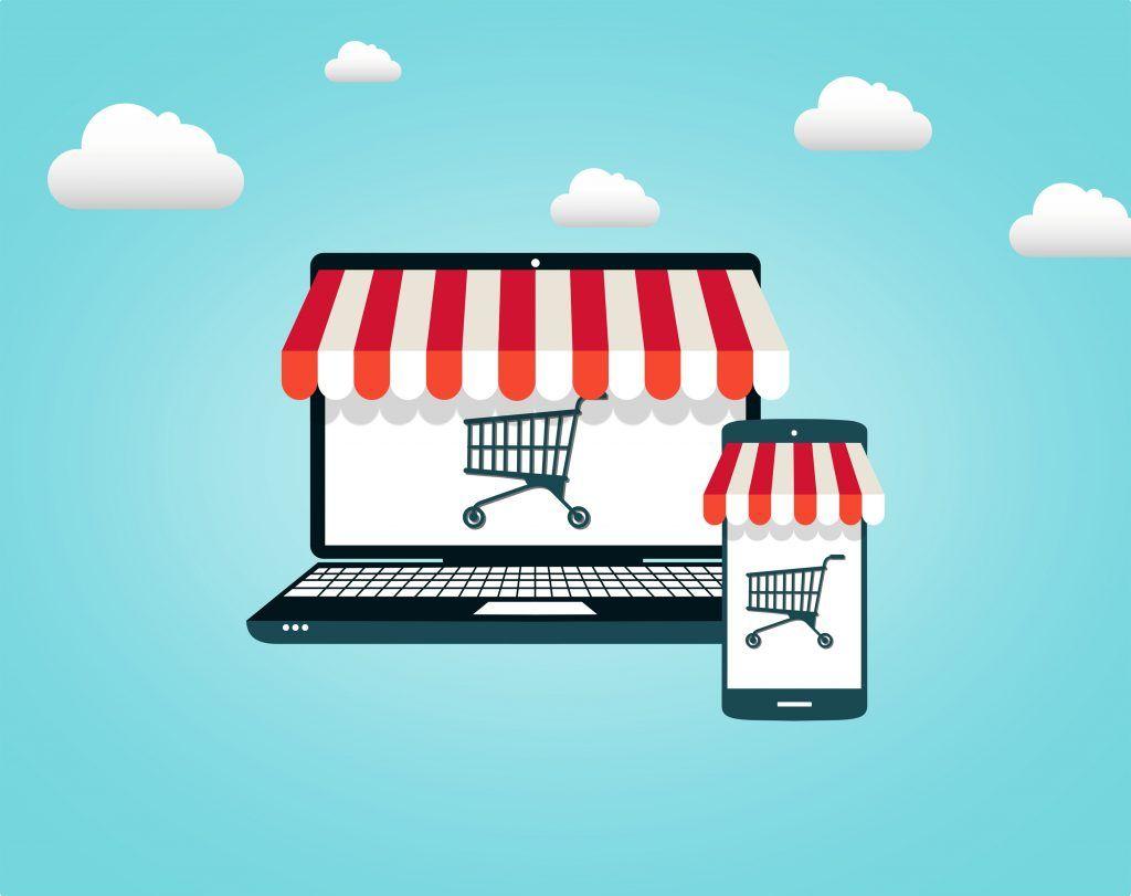 tienda virtual web