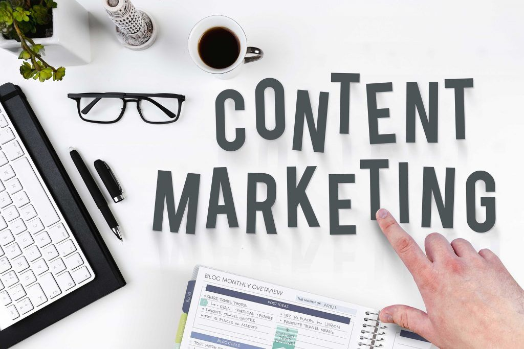 Marketing digital de contenidos