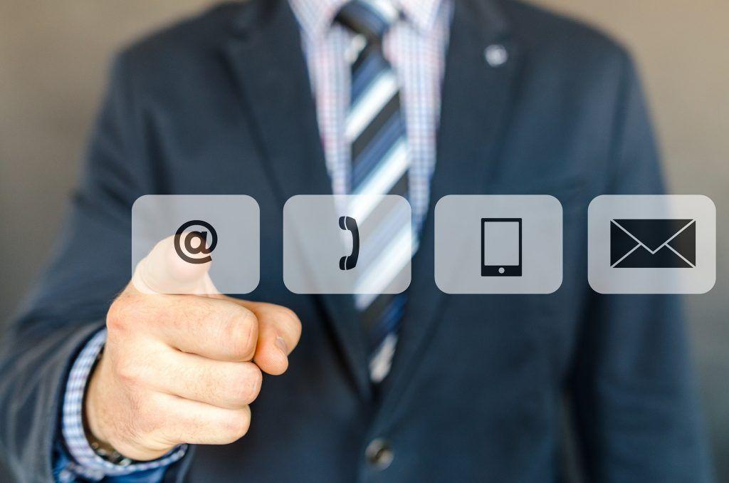 elige correos electronicos corporativos