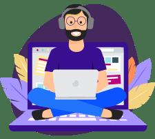 configuración de web hosting
