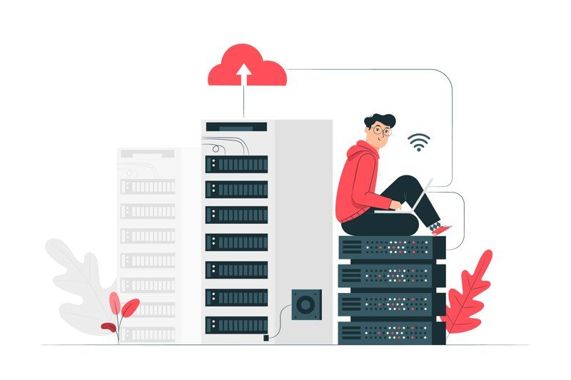 how to create a cloud server