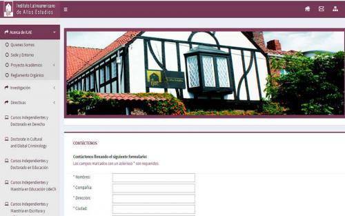 ilaeThunder (1) - Diseño web